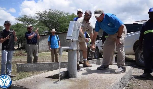 1000th Water Well
